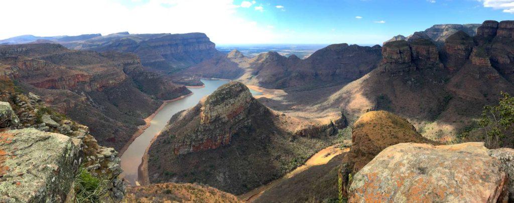 Afrique Du Sud - Blyde River Canyon