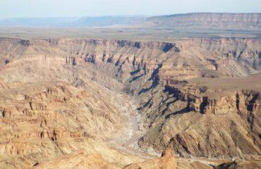 Ai-Ais Richtersveld - Fish River Canyon - côté Namibie