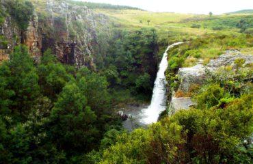 Blyde River Canyon - Une des nombreuses chuttes d'eau