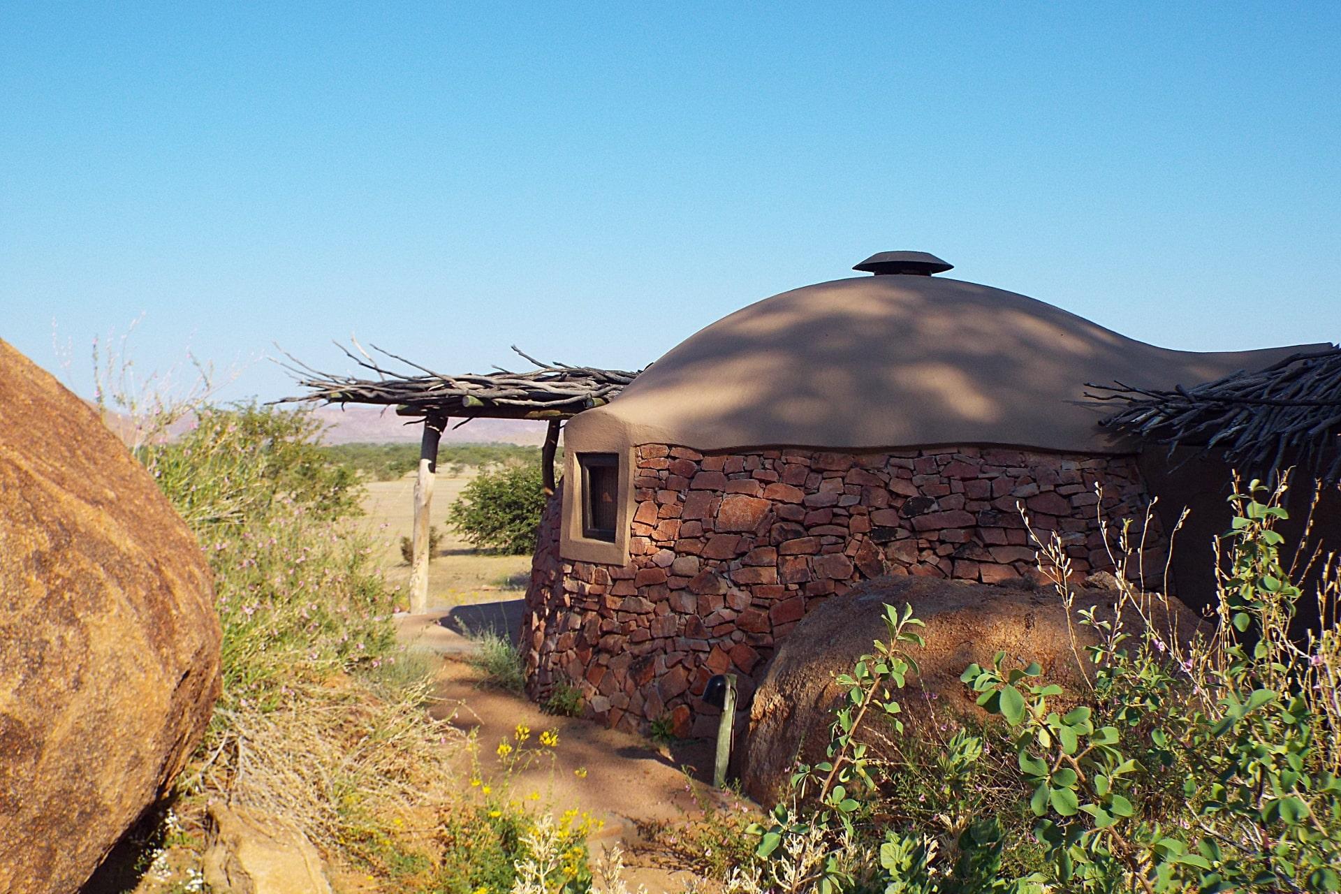 Camp Kipwe - Extérieur du bungalow