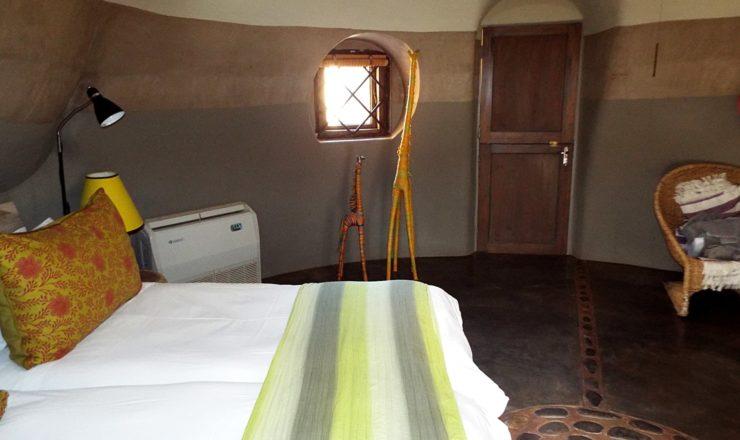 Camp Kipwe - Intérieur du bungalow