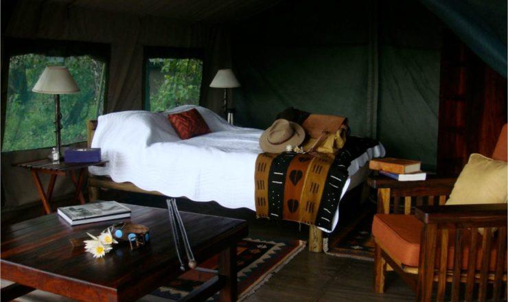 Camps Kujwana Mkolowane - La chambre