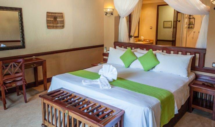 Chobe Safari Lodge - Chambre double Luxury