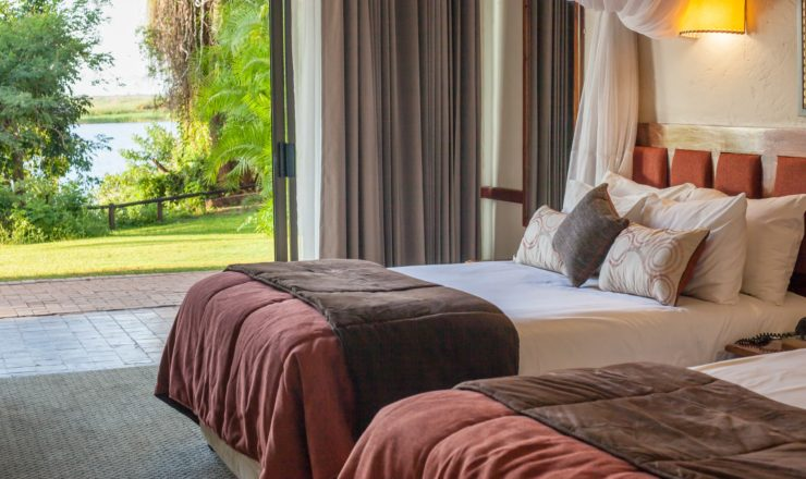 Chobe Safari Lodge - Chambre double