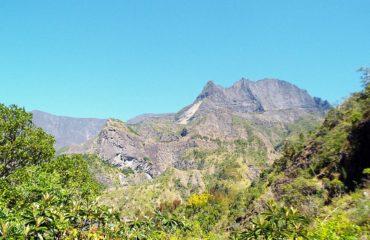 Cilaos - Des paysages magnifiques