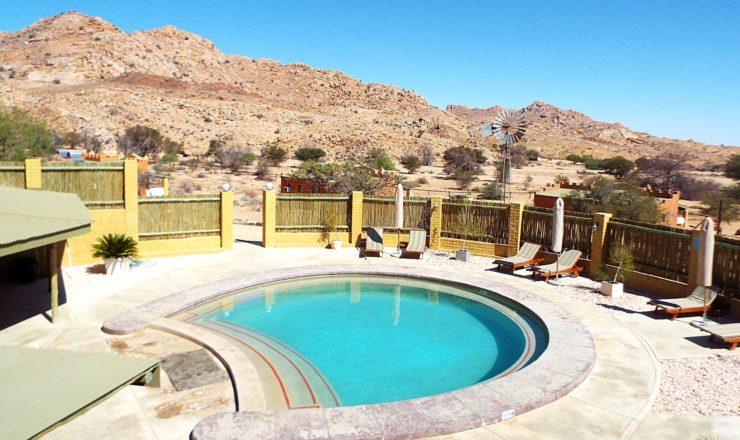 Desert Horse Inn - Piscine