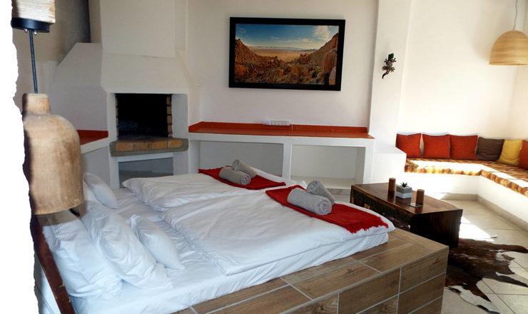 Die alte Lodge - chambre double