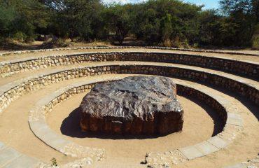 Grootfontein - La météorite de Hoba