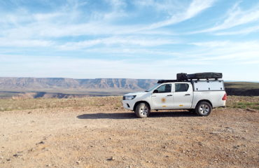 Hillux - Fish River Canyon