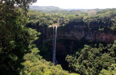 Ile Maurice - Cascade de Chamarel