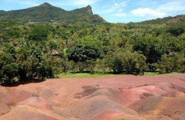 Ile Maurice - Terres des 7 couleurs