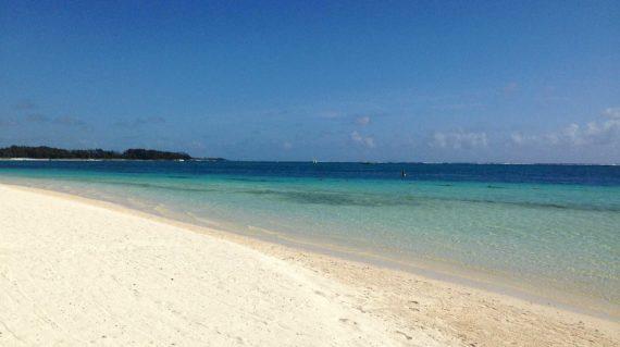 Ile Maurice - Une plage
