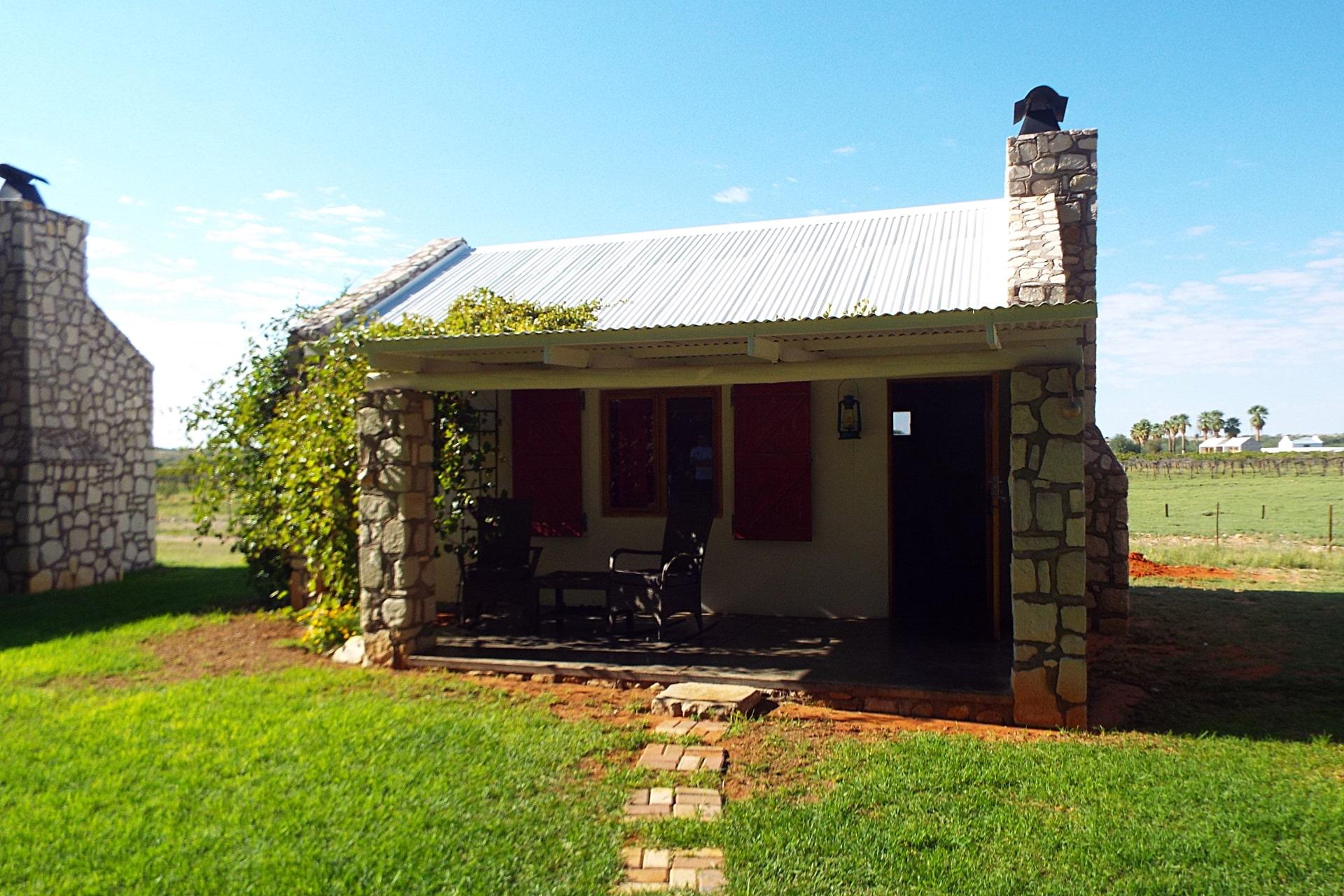 Kalahari Farmhouse - Chalet extérieur