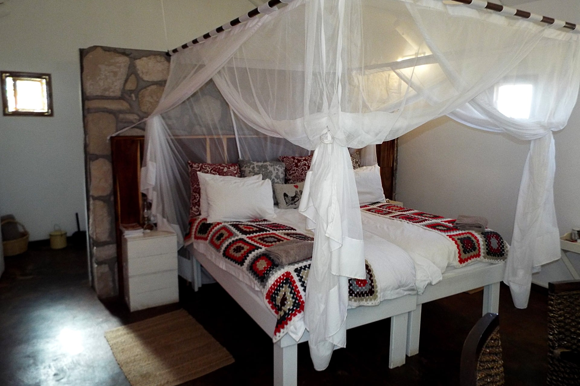 Kalahari Farmhouse - Chalet intérieur