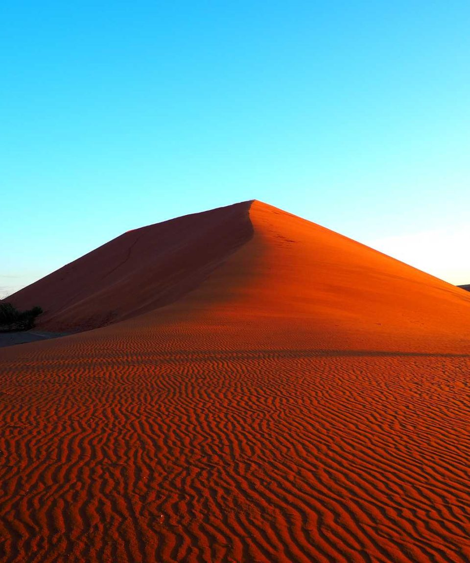 Le Grand Tour de la Namibie en 4x4 - Confort