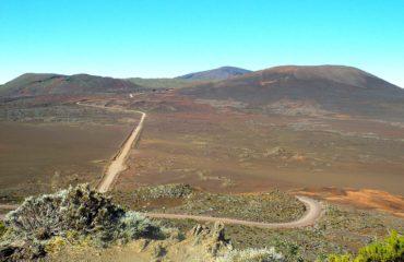 Le Piton de la Fournaise - La plaine des Sables