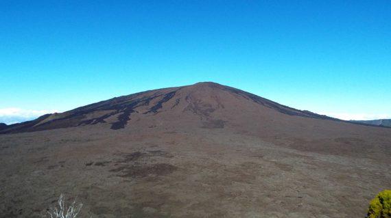 Le Piton de la Fournaise - Le volcan