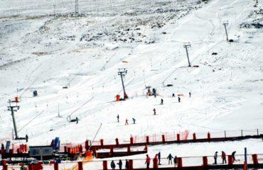 Lesotho - Au pied des pistes de ski