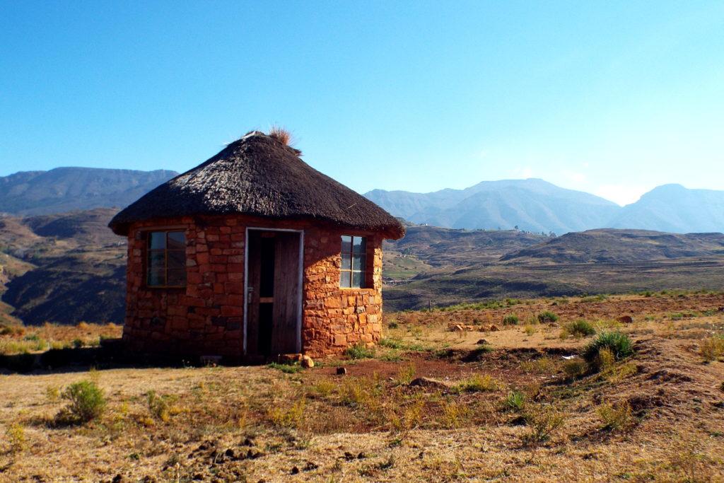 Lesotho - Des villages isolés