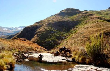 Lesotho - Randonnée dans le parc Ts'ehlanyane