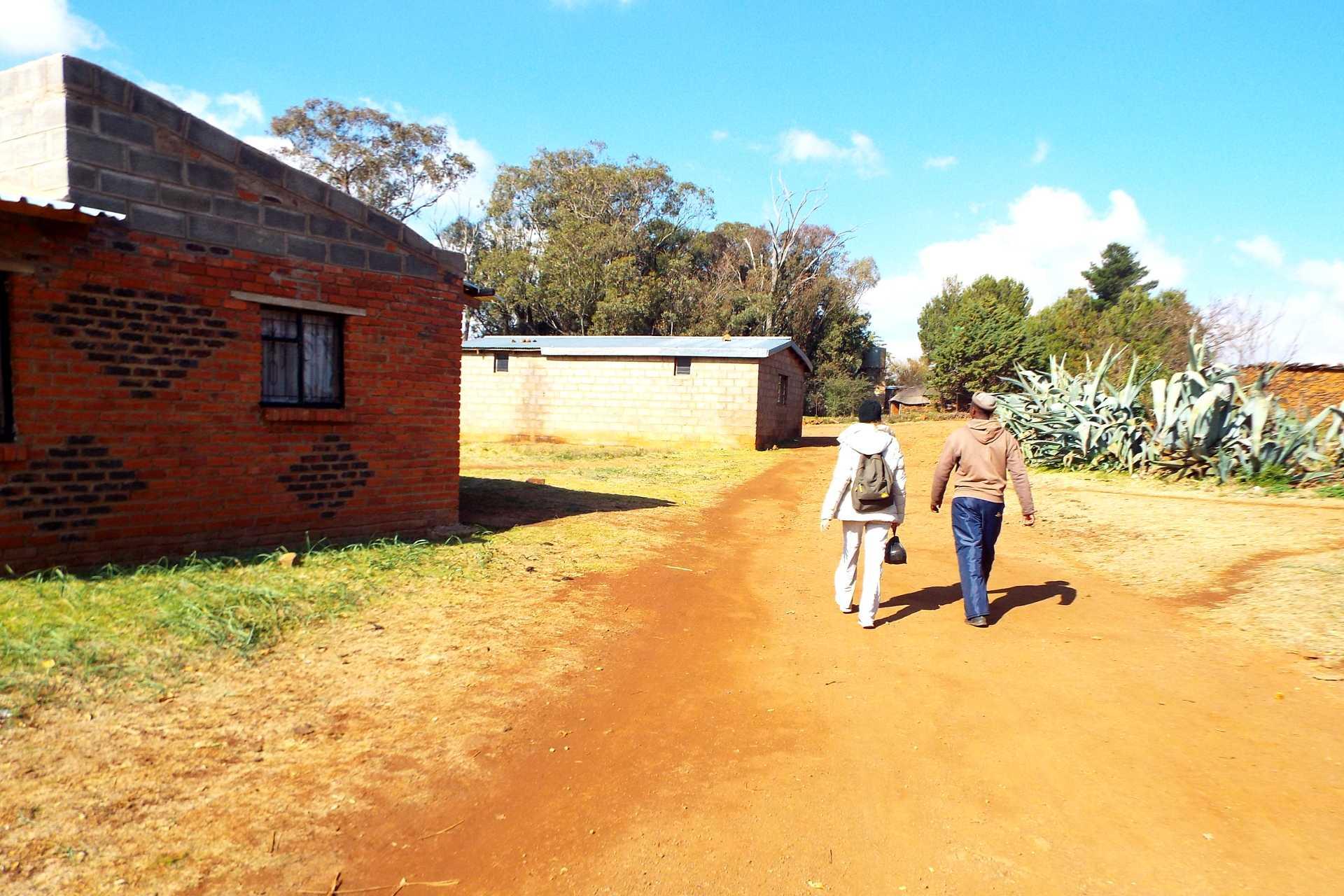 Lesotho - Séjours dans les villages