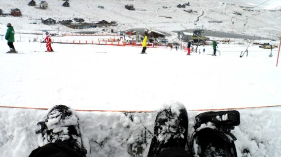 Lesotho - Snowboard