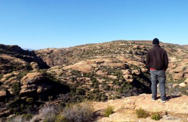 Lesotho - Trek