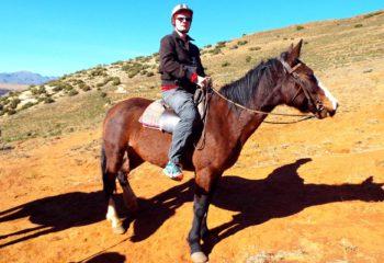 Lesotho - Trek à cheval