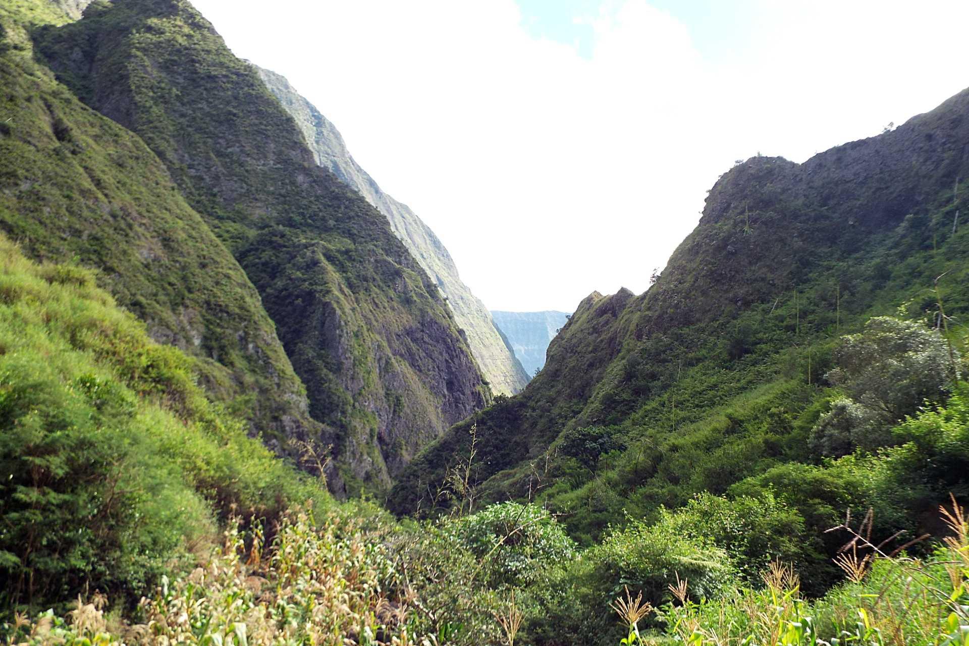 Mafate - Des paysages préservés
