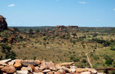 Mapungubwe - Paysage