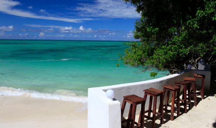 Red Monkey Lodge - plage