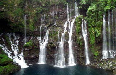 Saint-Joseph - La cascade Langevin