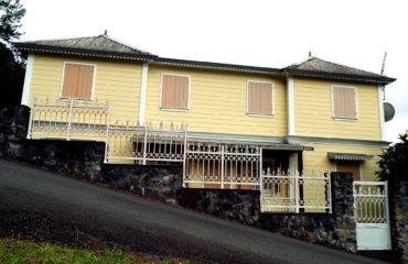 Salazie - Hell bourg - Les habitations typiques
