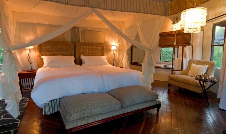 Sanctuary Sussi Chuma - La chambre