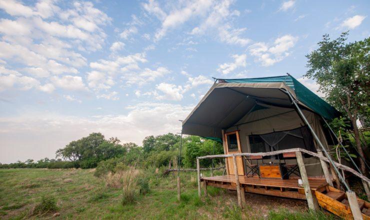 Sango Safari Camp - Extérieur