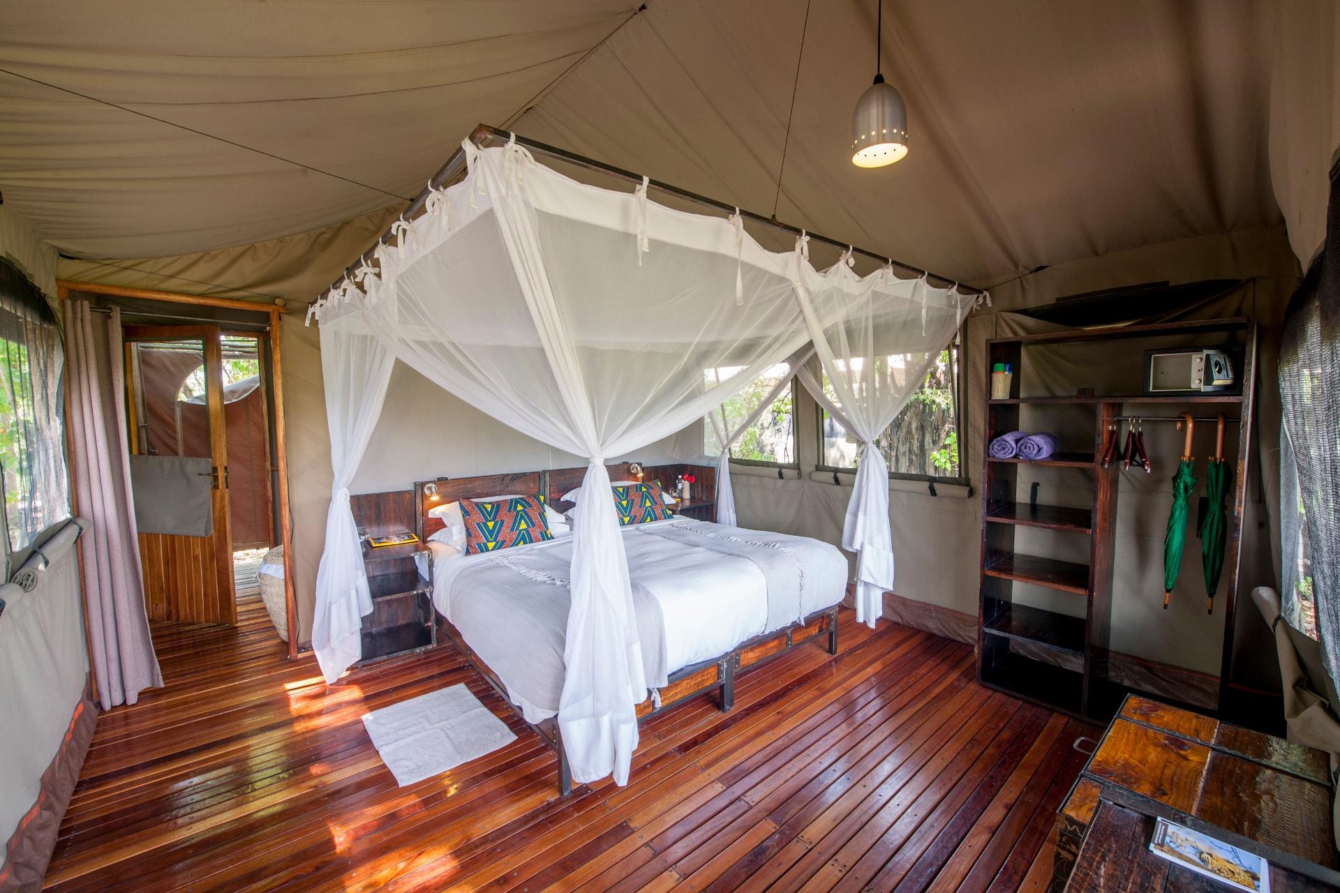 Sango Safari Camp - Intérieur