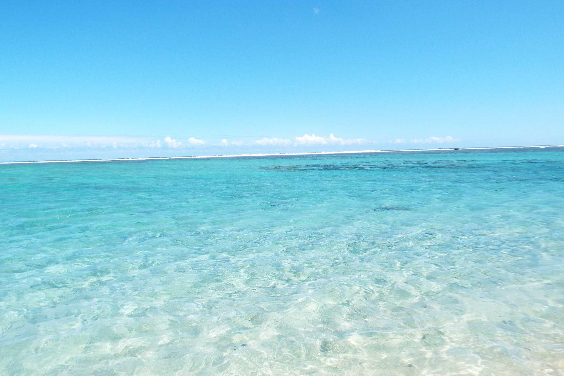 Séjour au bord du lagon à La Réunion