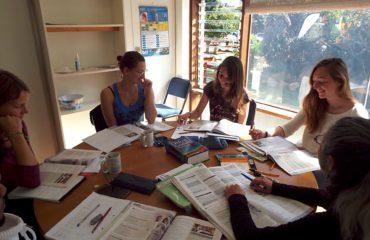 Séjour linguistique Anglais pour tout niveau - Des cours en petits groupes