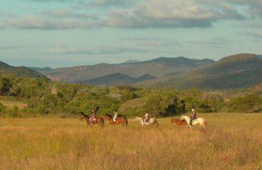 Southpansberg - randonnée à cheval