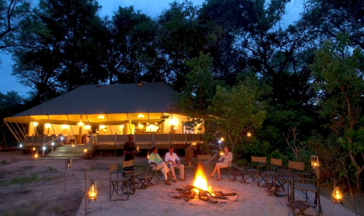 Stanleys Camp - Restaurant