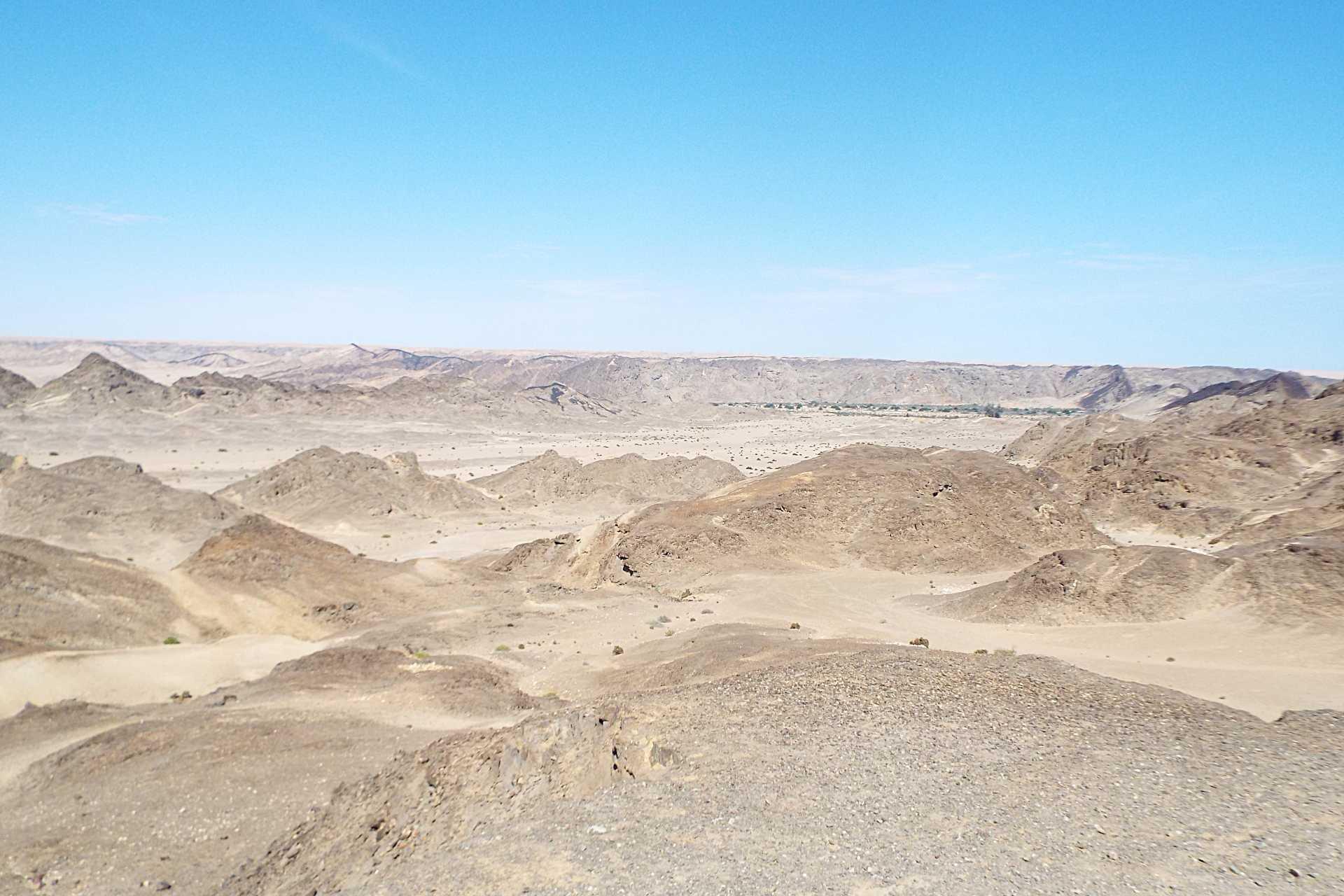 Swakopmund - Excursion dans le désert