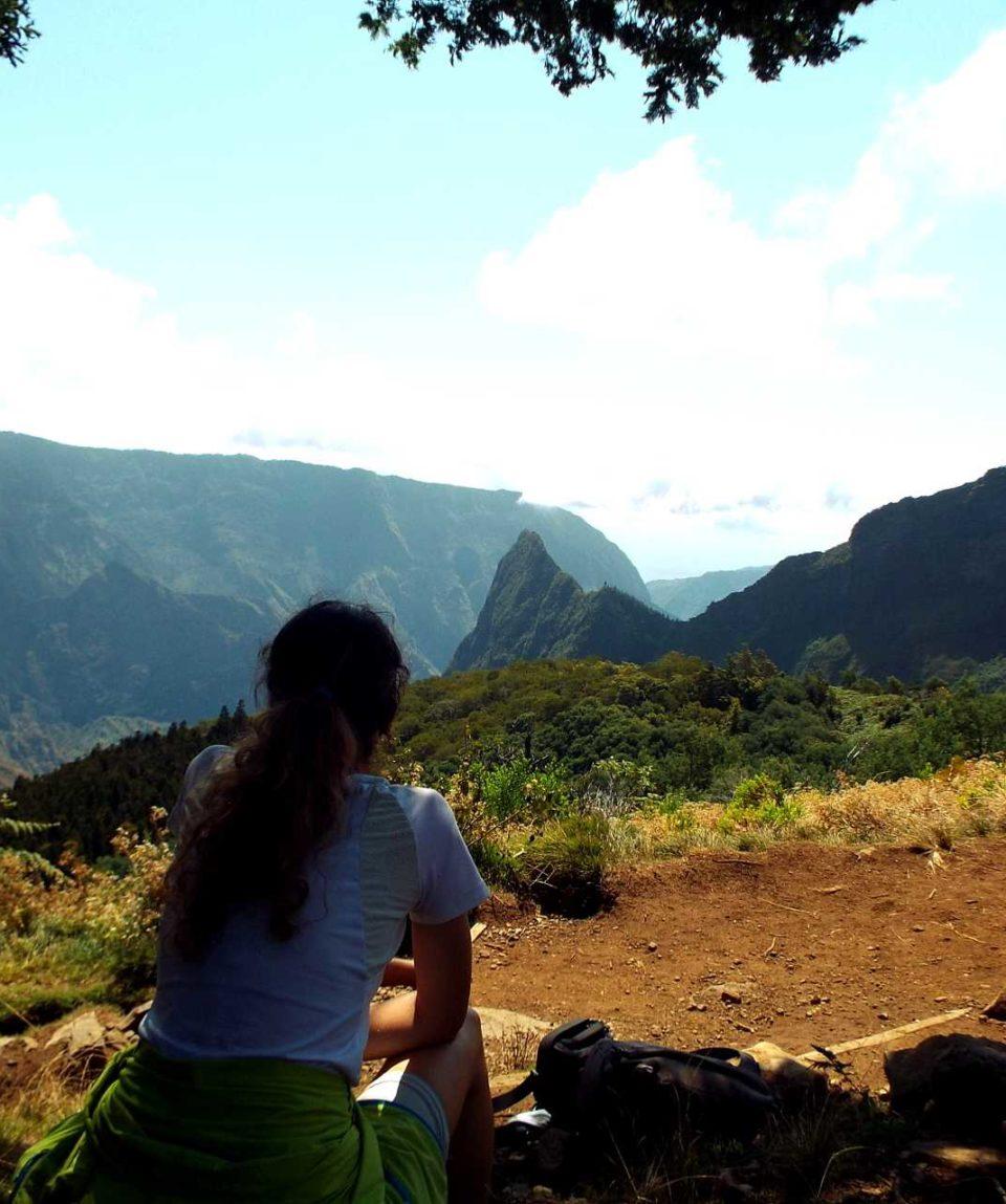 Trek à La Réunion