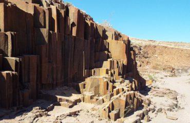 Twyfelfontein - Organ Pipes