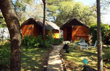 Victoria Falls Backpackers - Chambre double