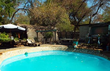 Victoria Falls Backpackers - Piscine