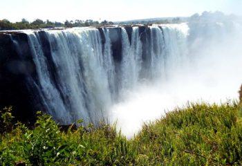 Victoria Falls - Les chutes