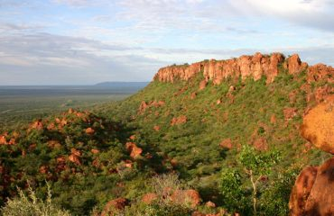 Waterberg - Paysages