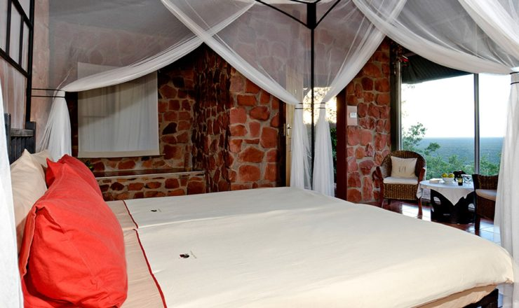 Waterberg Plateau Lodge - Chambre double