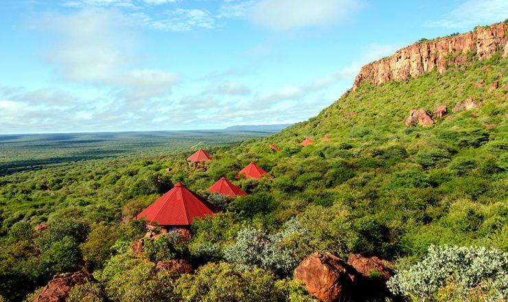 Waterberg Plateau Lodge - Extérieur