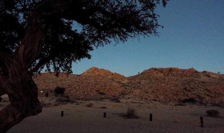 Desert Horse Inn - Camping